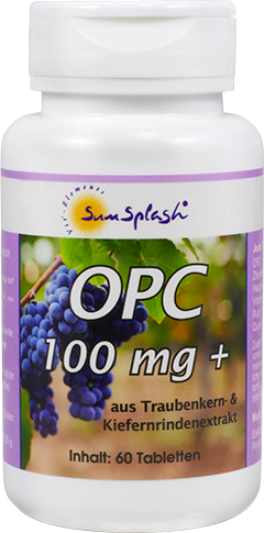 SSP OPC 100 mg plus bottle transparent small