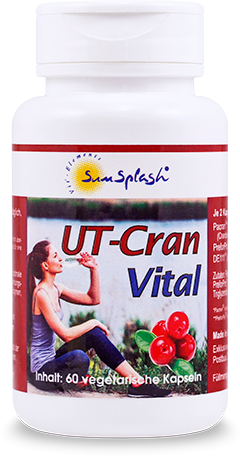 SSP UT Cran Vital bottle neu transparent small